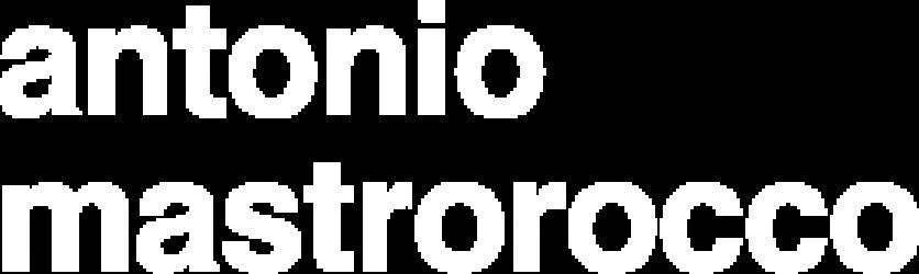 Antonio Mastrorocco – Art Designer